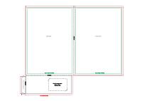 A4 folder cap 5mm bc1